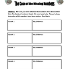 The Case of the Missing Numbers