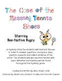 The Case of the Missing Tennis Shoes- Starring Bee-tective Bugzy