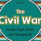 The Civil War: Causes, Major Events, and Consequences - No