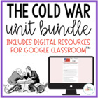 The Cold War Conflicts {lesson and study guide}