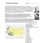 The Cold War In a Nutshell Answer Key