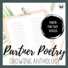 The Complete Partner Poetry Book for 2013-2014