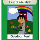 The Complete Common Core First Grade Math - Outdoor Fun