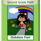 The Complete Common Core Second Grade Math - Outdoor Fun