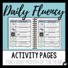 "The Complete ""Daily Fluency"" Primary-Level BUNDLE"