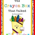 The Crayon Box the Talked: Book Study