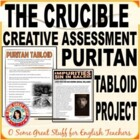 The Crucible---A Puritan Tabloid