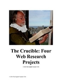The Crucible: Four Web Research Projects