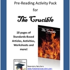 The Crucible Pre-Reading Pack