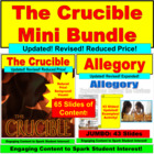 The Crucible and Allegory JUMBO PowerPoint