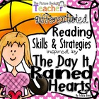 Skills & Strategies inspired by The Day It Rained Hearts b