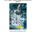 The Death Cure Reading Test