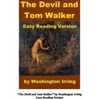 The Devil and Tom Walker - Easy Reading Version