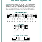 The Devil's Arithmetic: 10 Quotefall Puzzles--Similes from
