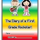 The Diary of a First Grade Rockstar - An End of the Year M