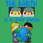 The Earth is in Your Hands - Writing and Craftivity