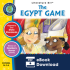 The Egypt Game Gr. 5-6 - Common Core Aligned