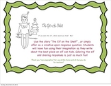 """""""The Elf on the Shelf"""" Christmas Writing Prompt"""