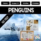 Nonfiction Literacy Pack: Emperor of All Penguins Common C