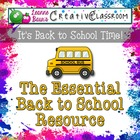 The Essential Back-to-School Resource