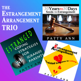 The Estrangement Arrangement Trio ~ Bundled 3 Pack