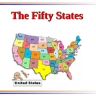 The Fifty States Power Point Presentation