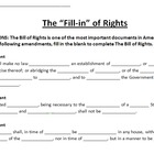 "The 'Fill-in"" of Rights"