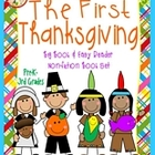 The First Thanksgiving Non-Fiction Big Book & Easy Reader