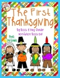 Thanksgiving {Big Book & Easy Reader Book Set}