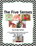 The Five Senses Prezi and Booklet