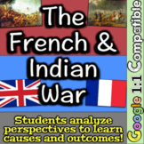 The French & Indian War: Students role-play to understand