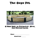 The Gaga Pit: A Mini Unit on Measurement, Area, and Perimeter