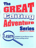 The Great Editing Adventure Series Volume 1 & 2