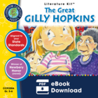 The Great Gilly Hopkins Gr. 5-6 - Common Core Aligned