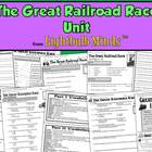 The Great Railroad Race Unit from Lightbulb Minds