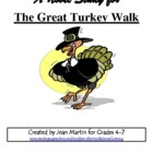 The Great Turkey Walk, By Kathleen Karr: A Novel Study