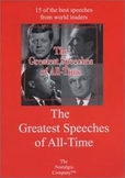 The Greatest Speeches of all Time Volumes 1 & 2 DVD