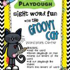 The Groovy Cat Playdough Center