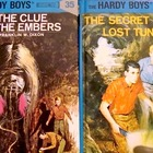The Hardy Boys: 2 Hardback Novels