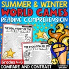 The History of the Olympics for UPPER GRADES!
