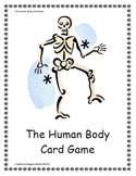 The Human Body Card Game