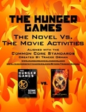 The Hunger Games Book vs. Movie Activities