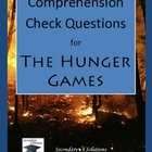 The Hunger Games Comprehension Check Questions
