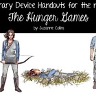 The Hunger Games Literary Devices Handout