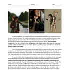 The Hunger Games Romeo and Juliet Comparison & Contrast Essay