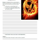 The Hunger Games Study Guide With Chapter Questions and Ac