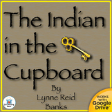 The Indian in the Cupboard Novel Unit CD ~ Common Core Aligned