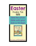 The Jesus Storybook Bible Easter Reading Plan 2013