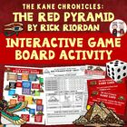 The Kane Chronicles: The Red Pyramid Game Board Extension