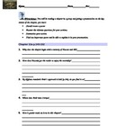 The Kite Runner Comprehension Questions: Chapter 12-15